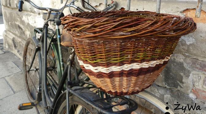 Bicykle, bakcyl i wiklina… czyli rowerowa niedziela w ŻyWej Pracowni