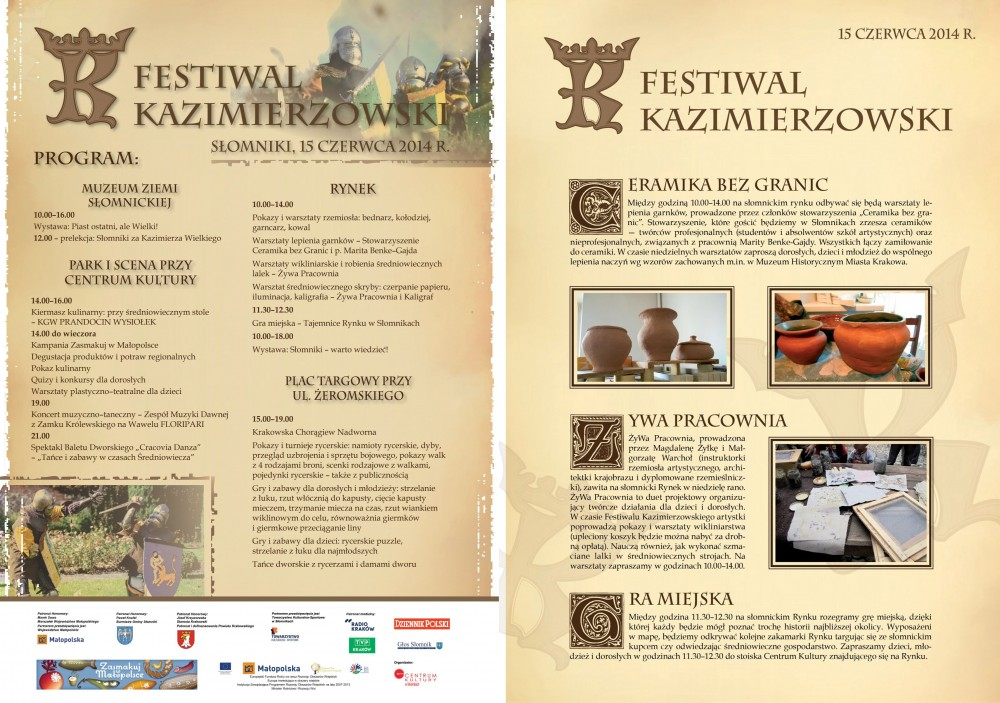 festiwal kazimierzowski