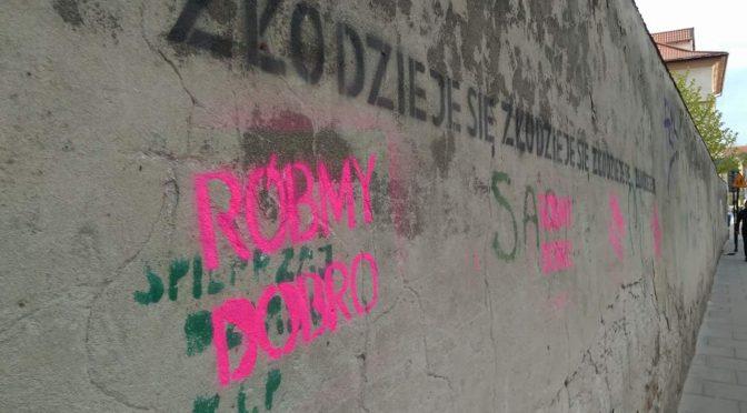 #RóbmyDobro – przestrzeń działań społeczno-kulturalnych