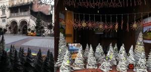 dekoracje z wikliny papierowej